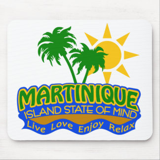 Martinique State of Mind mousepad