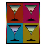 Martinis 24 posters