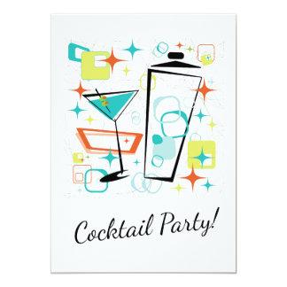 Martinis A Go-Go! Card