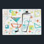 "Martinis A Go-Go Placemats<br><div class=""desc"">Jazz up your dining table with this cool martini design!</div>"