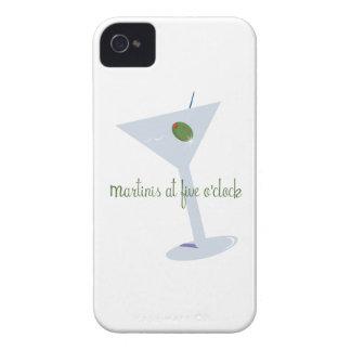 Martinis a las cinco