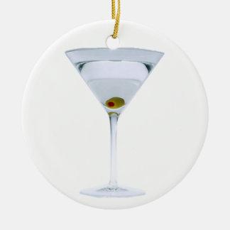 Martinis Ornament