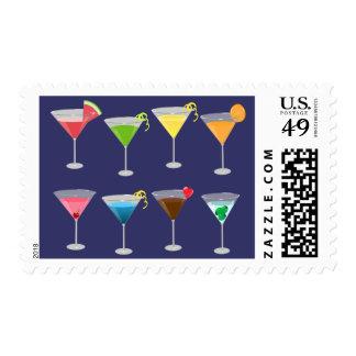 Martinis Postage