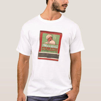 Martini's Restaurant T-Shirt