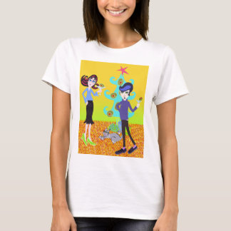 Martinis Under the Christmas Tree T-Shirt