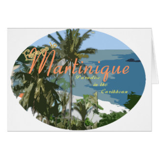 Martinque Card