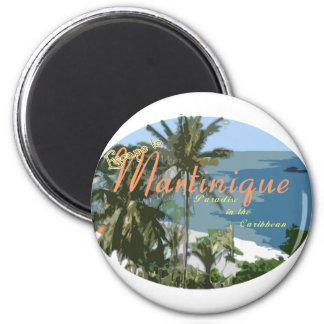 Martinque Magnet