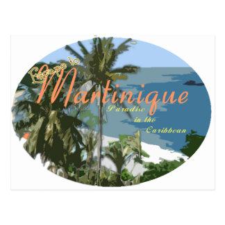 Martinque Postcard