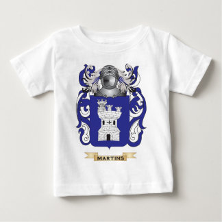 Martins Coat of Arms (Family Crest) Tshirts