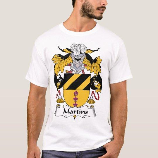 Martins Family Crest T-Shirt
