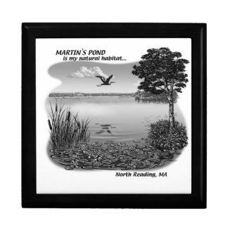 Martin's Pond Box Jewelry Box
