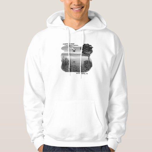Martin's Pond Hooded Sweatshirt