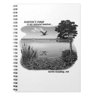 Martin's Pond Notebook