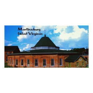 Martinsburg Virginia Occidental Tarjetas Fotográficas Personalizadas