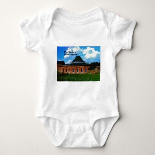 Martinsburg West Virginia Baby Bodysuit