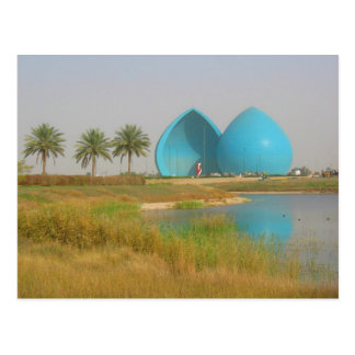 Mártir Monumento-Bagdad Tarjeta Postal