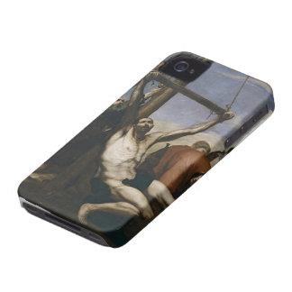 Martirio de Jusepe de Ribera- The de St Philip Case-Mate iPhone 4 Protector