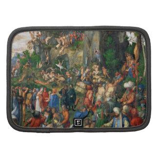Martirio de los diez milésimos de Albrecht Dürer Organizador