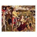 Martirio de St. Catherine por Cranach D. Ä. Lucas Anuncio Personalizado