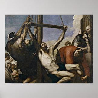 Martirio de St Philip de Jusepe de Ribera Impresiones