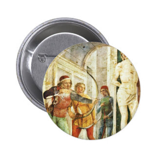 Martirio de St. Sebastian, por Foppa Vicente Pin