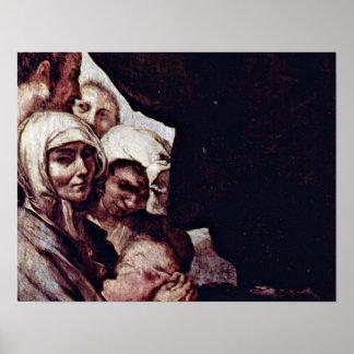 Martirio del detalle de St Philip de Jusepe de Rib Impresiones