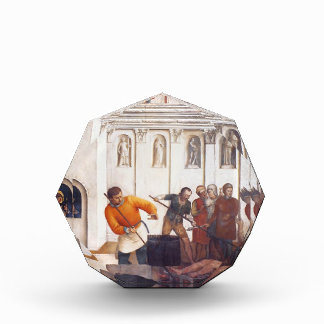 Martirio del Fra Angelico- de St. Lorenzo