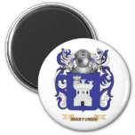 Marty Coat of Arms (Family Crest) Fridge Magnets