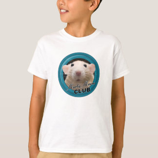 Marty Mouse Club T-Shirts (kids size)