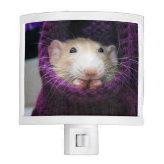 Marty Mouse Sock Night Light
