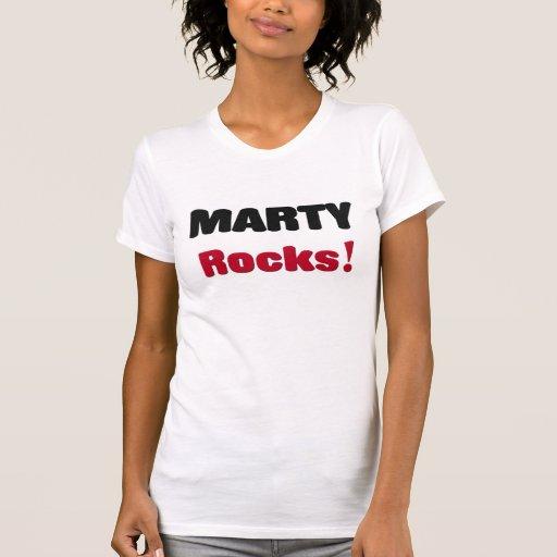 Marty Rocks Tshirts