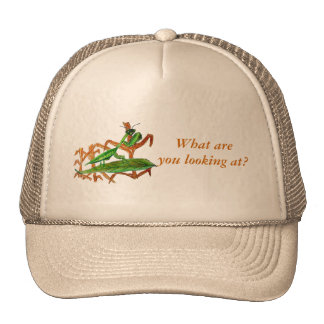 Marty The Praying Mantis Trucker Hat