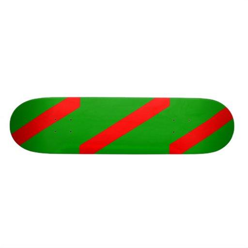 "Martyazo, bandera de Burundi Patineta 7 3/4"""