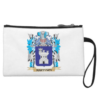Martynov Coat of Arms - Family Crest Wristlets