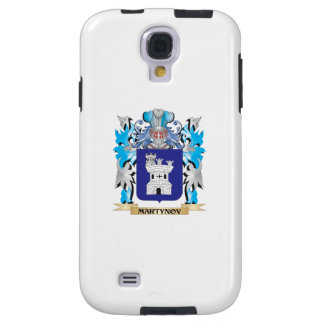 Martynov Coat of Arms - Family Crest Galaxy S4 Case