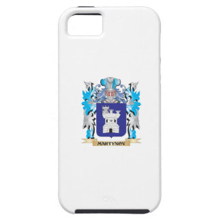 Martynov Coat of Arms - Family Crest iPhone 5 Cover