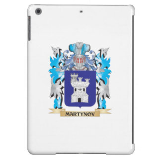 Martynov Coat of Arms - Family Crest iPad Air Covers
