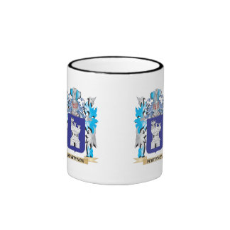 Martynov Coat of Arms - Family Crest Coffee Mugs