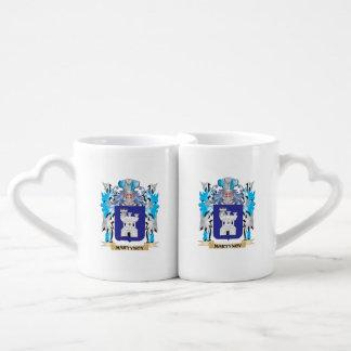 Martynov Coat of Arms - Family Crest Lovers Mug Sets