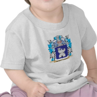 Martynov Coat of Arms - Family Crest T-shirt