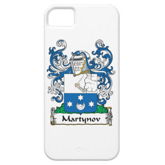 Martynov Family Crest iPhone 5 Cases