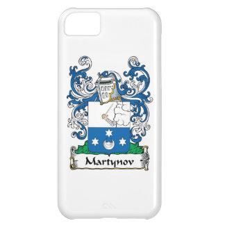 Martynov Family Crest iPhone 5C Case