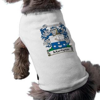 Martynov Family Crest Doggie Tee