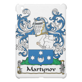 Martynov Family Crest Cover For The iPad Mini