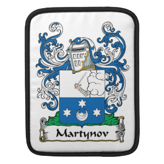 Martynov Family Crest Sleeve For iPads