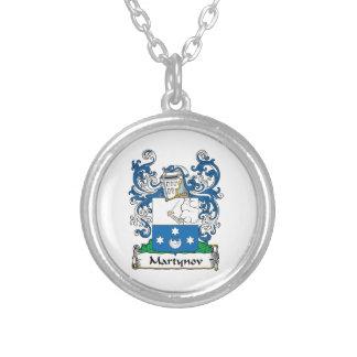 Martynov Family Crest Jewelry