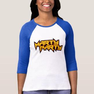 MARTyPARTy Baseball Shirt