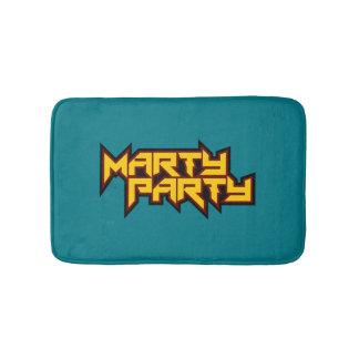 MartyParty Bathroom Mat