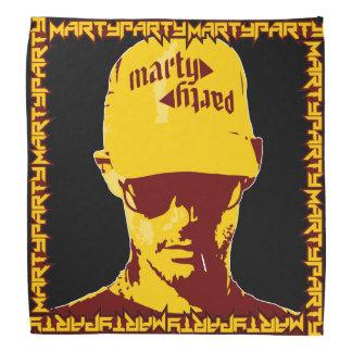 MARTyPARTy Headshot Bandana