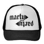 MartyParty Trucker Cap Mesh Hat